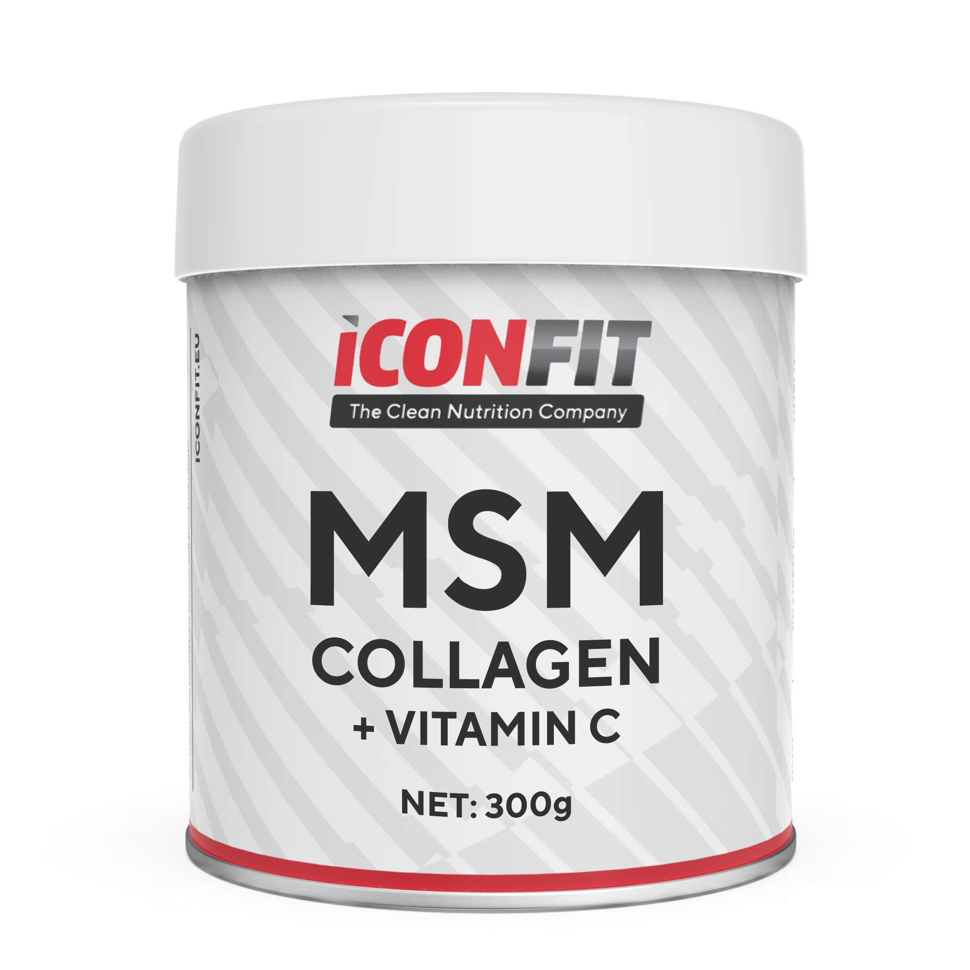 ICONFIT MSM Collagen vitC 300g v1